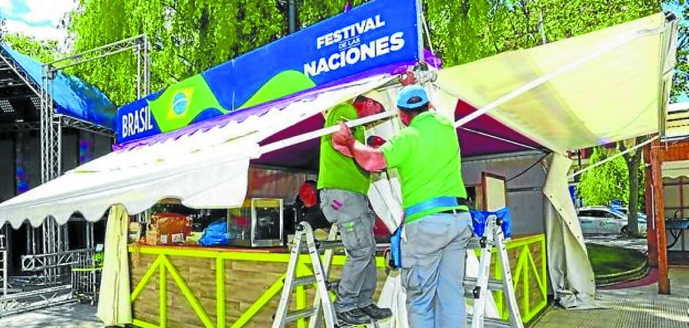 El Festival de las Naciones abre sus puertas