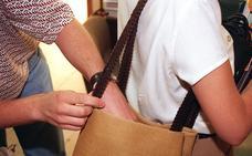 Detenido por segunda vez en 24 h. un menor por robar un bolso en Errenteria