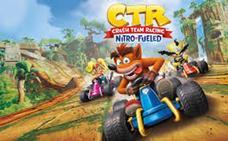 El clásico videojuego de carreras 'Crash Team Racing' vuelve tras 20 años
