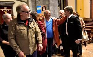 Emotivo adiós a José Mari Gorrotxategi en su Tolosa natal