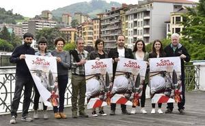 Tolosa presenta las fiestas de San Juan 2019