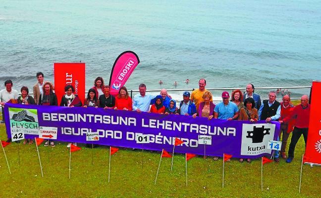La XI Zumaia Flysch Trail se disputará el próximo domingo