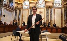 Goia promete «una San Sebastián próspera que no deje a nadie de lado»
