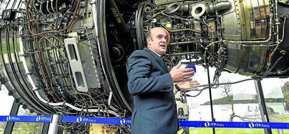 Indra negocia con Rolls Royce para hacerse con ITP Aero