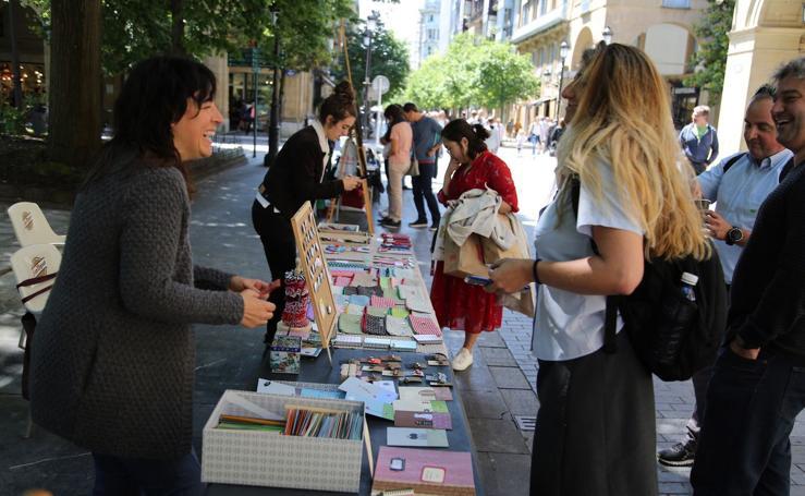 'Encuentros de Arte', organizado por papelería Tamayo
