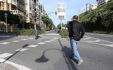 En estado crítico el hombre de 61 años agredido en San Sebastián