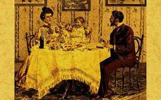 Eladia y carmencita o las buenas cocineras
