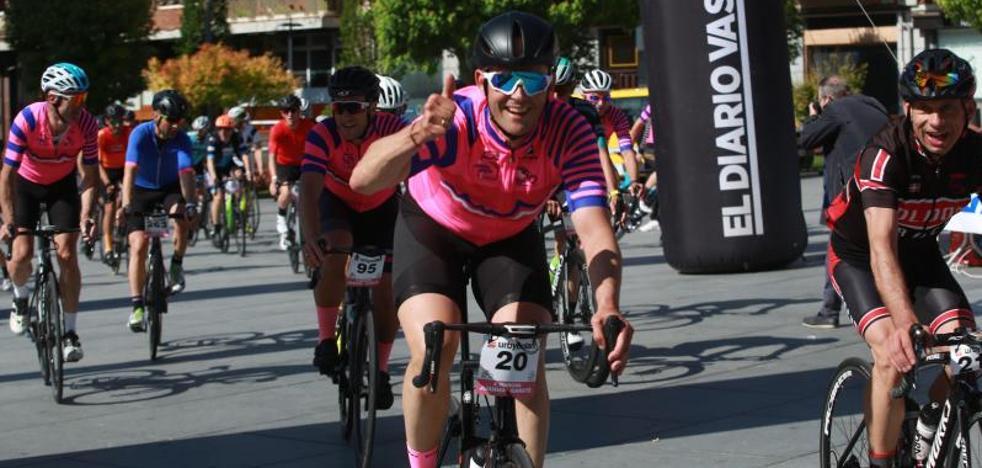 Ilustres del ciclismo se reúnen en Irun
