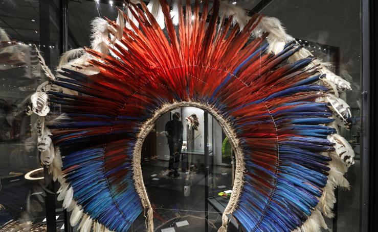 Coronas indígenas