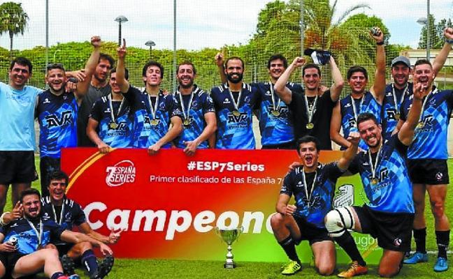 El AVK Bera Bera se proclama campeón de España de seven
