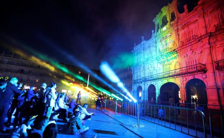 Salamanca se llena de luces