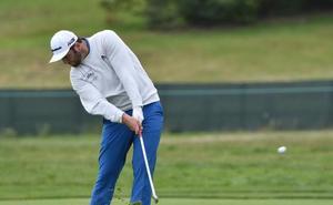 Jon Rahm acaba satisfecho con su tercer puesto en el US Open