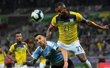Matías Vecino se despide de la Copa América