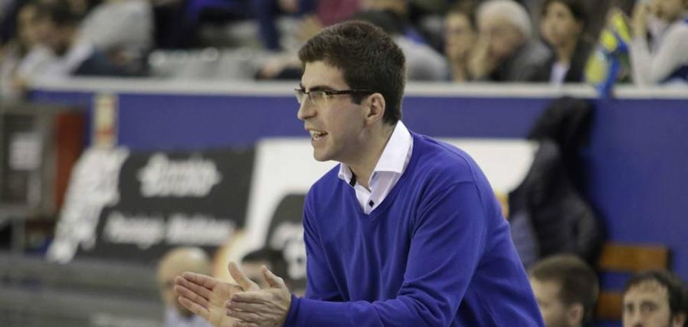 Bully Oyón no sigue en el Gipuzkoa Basket