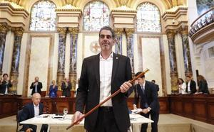 Goia prevé cerrar un pacto PNV-PSE «esta semana» para gobernar en Donostia