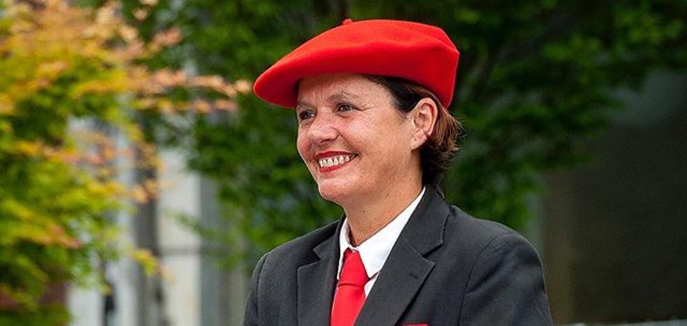 Alarde de Irun: Maite Vergara Iraeta, nueva General del Alarde público de Irun