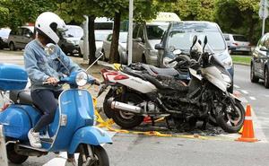 Condena para el pirómano de las motos