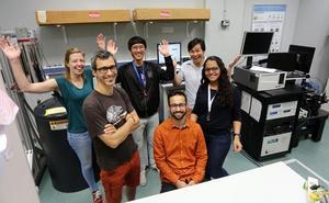 El ordenador del futuro se gesta en Gipuzkoa