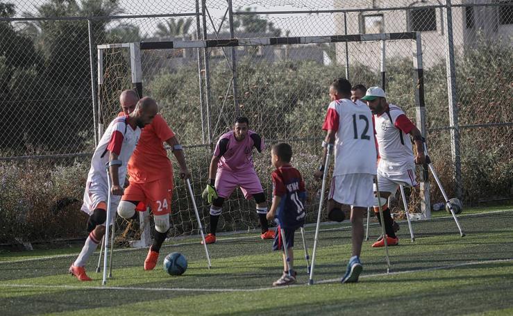 Fútbol sin límites
