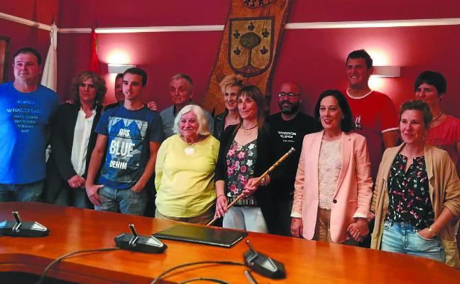 Beatriz Unzue, nueva alcaldesa de Amasa-Villabona