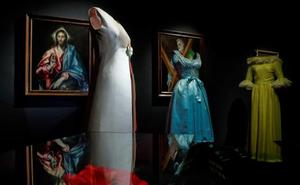 La huella del arte en Balenciaga
