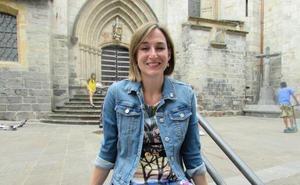 María Ubarretxena: «Estamos trabajando duro para afianzar una convivencia normalizada»