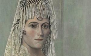 El baúl de Khokhlova ilumina los años oscuros de Picasso