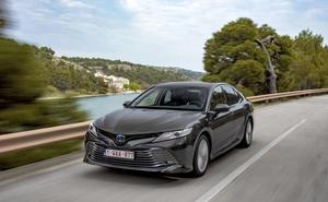 Toyota Camry hybrid, desde 32.300 euros