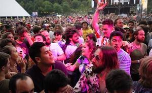 Aficionados de más de cien países acudirán al Bilbao BBK Live