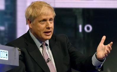 Boris Johnson quiere un 'brexit' con transición posterior