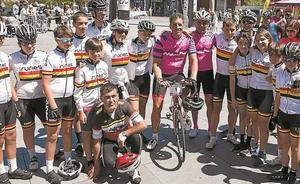 Una gran jornada de cicloturismo