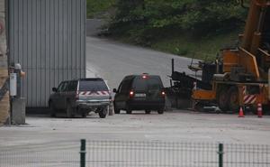 Un hombre de 85 años fallece en Donostia tras precipitarse con un todoterreno por una ladera de veinte metros