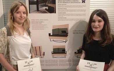'Zura' gana el concurso de diseño de objetos tradicionales vascos HAU