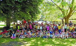 Las ludotecas de Pasaia despiden el curso con varias actividades y excursiones