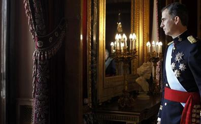 Felipe VI celebra cinco años en el trono con la investidura tan bloqueada como en 2016
