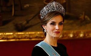 Letizia saca lustre a las 'joyas de pasar'