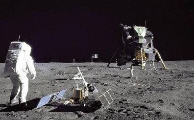 Unos 382 kilos de Luna ayudan a entender el universo