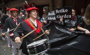 Alarde Fundazioa lamenta que Jaizkibel haya rechazado su propuesta de diálogo