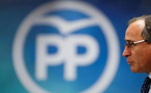 El PP pedirá al PNV cerrar «definitivamente» la ponencia de autogobierno