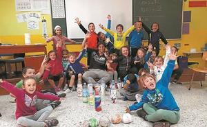 Un programa promueve el consumo responsable en los colegios