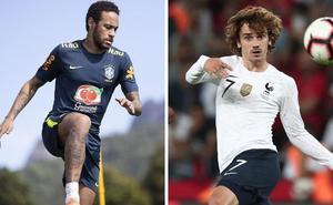 Griezmann-Neymar, la llave para poner en marcha el mercado