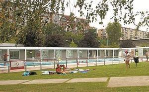 Las piscinas de Beraun, en funcionamiento desde mañana hasta el 8 de septiembre