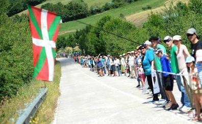 Gure Esku organiza una marcha «por los derechos y libertades fundamentales» el día 29 en Arantzazu