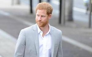 Advertencia al príncipe Harry