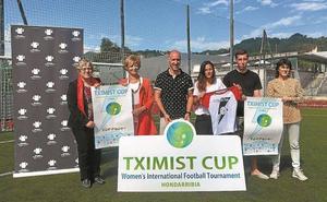 Hondartza acoge el fin de semana la cuarta edición de la Tximist Cup