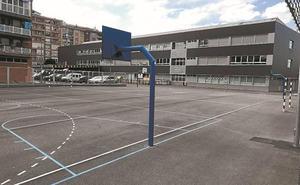 Los patios de tres colegios de Irun se habilitarán como parkings provisionales en fiestas