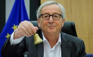 El difícil juego de equilibrios amenaza la cumbre para el relevo de Juncker