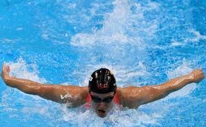 La selección española para el Mundial de natación, prácticamente cerrada