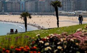 El calor de más de 30 grados deja paso a días revueltos con temperaturas suaves