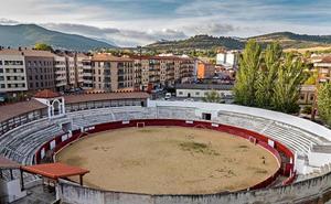 El nuevo alcalde de Estella cerrará el 'pipican' de la plaza de toros